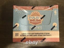 2012/13 Panini Past & Present Basketball Sealed HOBBY Box 3 Autos Rookie RC Rare