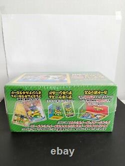 2016 Pokemon Japanese Promo XY Special Mario & Luigi Pikachu Sealed Box NEW RARE