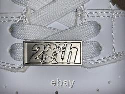BAPE Bape Sta Low M2 White US 11 RARE 20th Anniversary 1G80-191-007 Authentic