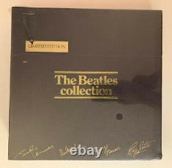 BEATLES COLLECTIONINSANELY RARE SEALED ORIG'78 CAPITOL 14-LP BOX SET withEXTRAS