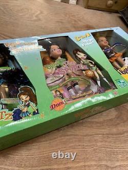 BRATZ Play Sportz 3 In 1 Sasha Dana Yasmin Very Rare Box Set New Sealed MGA