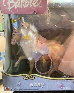 Barbie Princess And The Pauper Royal Carriage Giftset New In Damaged Box RARE