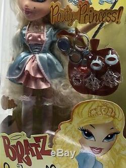 Bratz Costume Party Doll Party Princess RARE HTF NEW IN BOX TOY MGA