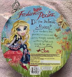 Bratz Fashion Pixiez Cloe Rare New Sealed In Box