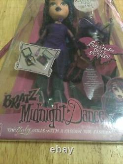 Bratz MIDNIGHT DANCE Yasmin Doll New in Sealed Box with Tags Goth NRFB