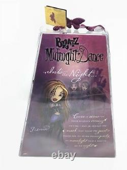 Bratz Midnight Dance Fianna Doll Accessories Collectible NEW IN BOX RARE Toy MGA