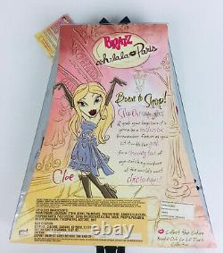 Bratz Ooh La La Cloe Released 2005 Version 2 New in sealed box Rare