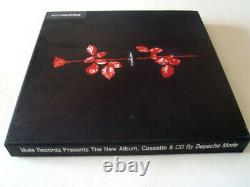 Depeche Mode Violator (1990) Mute vinyl/CD box set NEW sealed RARE