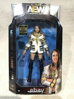 Dr. Britt Baker Chase Figure RARE 1 of 3000 Series 1 AEW Unmatched Collection