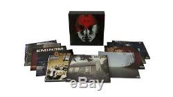 Eminem 10 Album Vinyl LP Box Set Rare, Genuine & Unopened Aftermath