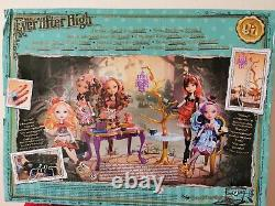 Ever After High Madeline Hatter Hat-tastic Tea Party Playset Bnib Boxed Rare