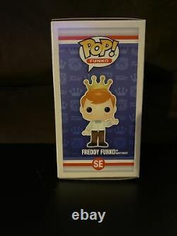 Funko Pop! Freddy Funko as Marty McFly! Fundays Box Of Fun! Rare