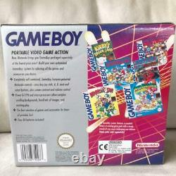 GB Game Boy boxed RARE BRAND NEW never used
