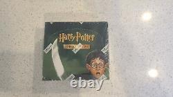 Harry Potter TCG Trading Card Game Chamber of Secrets Booster Box Sealed