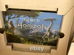 Horizon Zero Dawn Collector's Edition PS4 RARE IN New Other Fully Boxed