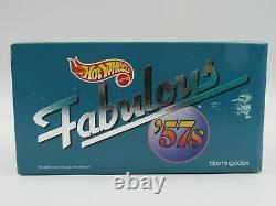 Hot Wheels Fabulous 57's Bloomingdale's, New in Box RARE