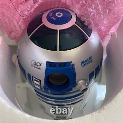 IN STOCK NEW(Open Box) Nikko R2-D2 1/2 Scale DVD Projector Star Wars 2007 RARE
