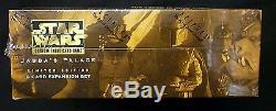 Jabba's Palace Booster Box Limited 1998 FS Star Wars Decipher CCG Amricons