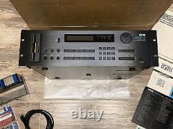 Korg DSM1 Rack Korg DSS Rack Of The Legendary Synth Brand New WithBox Very Rare