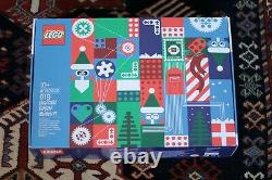 LEGO 4002020 Employee Christmas Gift 2020 Limited Edition and Exclusive