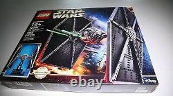 LEGO Star Wars TIE Fighter UCS (75095) BRAND NEW SEALED RETIRED SET! RARE