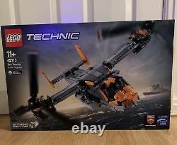 LEGO TECHNIC 42113 BELL BOEING V-22 OSPREY RARE BNIB (Sealed)