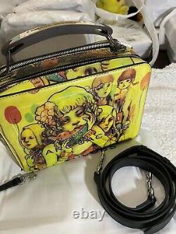 Lauren Tsai X Marc Jacobs Box Bag, Limited Edition, Rare, New + Dustbag