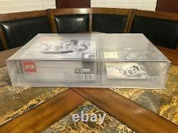 Lego 2019 Mickey Mouse Steamboat Willie Sdcc 21317 Error Box Afa 8.0 Signed Rare