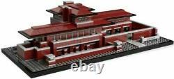 Lego 21010 Architecture Robie House Frank Lloyd Wright Rare Boxed Sealed