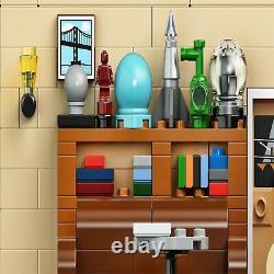 Lego Ideas 21302 The Big Bang Theory Retired Rare Item The Best Reasonable Price