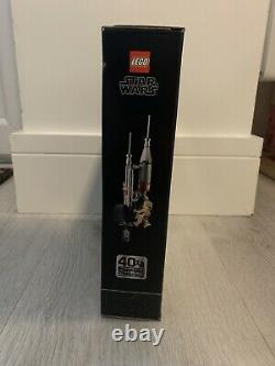 Lego Star Wars Bespin Duel 75294 RARE Lego Luke Skywalker Darth Vader