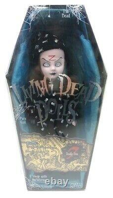 Living Dead Dolls Bedtime Sadie Sloth Series 7 Sealed Coffin Box! Rare! Mint