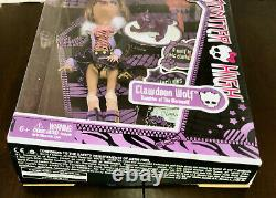 MONSTER HIGH Doll Clawdeen Wolf Original Favorites 2013 New in Box Never Opened