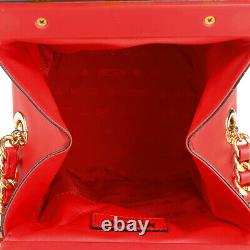 MOSCHINO COUTURE Happy Meal Hand Bag Jeremy Scott Mc'Donalds Fast Food LMT RARE