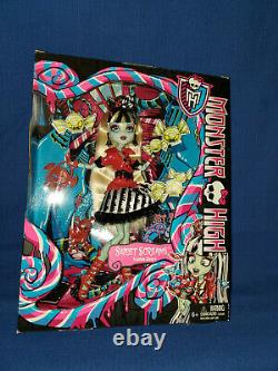 Monster High Sweet Screams Frankie Stein 2013 Doll New in Box Mattel RARE