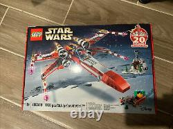 NEW LEGO Employee Gift 4002019 Star Wars Holiday X-Wing Limited Rare Exclusive