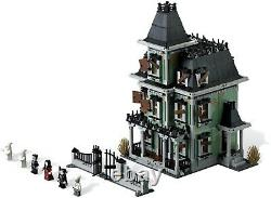 New Sealed LEGO Monster Fighters Haunted House 10228 Rare & Discontinued