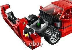 New Sealed Mint LEGO Creator Ferrari F40 10248 Rare Discontinued Retired Set