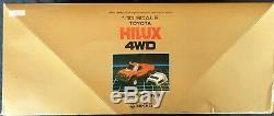 Nikko Hilux Vintage Rc 1/10 1982 New In Box. Very Rare! Toyota