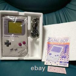 Nintendo Game Boy DMG-01 Console System Brand New Original Boxed Super Rare