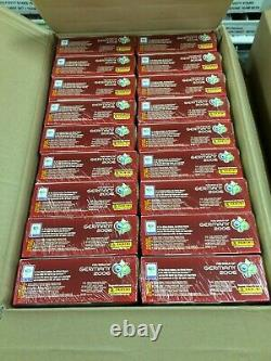 Panini 2006 World Cup Soccer Trading Card Factory Box 2006(24)x1+2010(36)x2-RARE