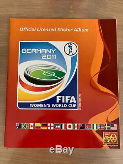 Panini Women Femmes 2011 2015 2017 2019 Album Box Pack Very Rare