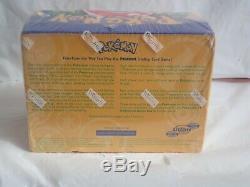 Pokemon Base Set 2 Preconstructed Theme Decks Sealed Box Rare WOTC