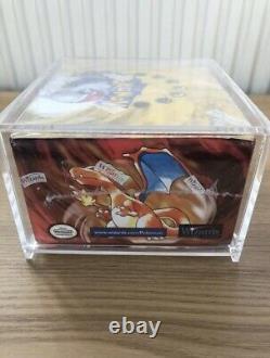 Pokémon Base Set Booster Box Sealed Rare