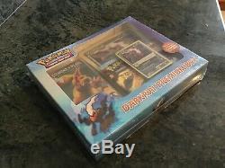 Pokemon Diamond Pearl Darkrai Premium Box SEALED MINT RARE 2008 EX PACKS DRAGON