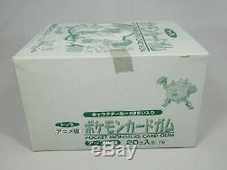 Pokemon Japanese Topsun Southern Islands Booster Box Factory Sealed Very Rare