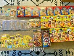 Pokemon Mystery Bundle Box 100+ Cards Guaranteed 1st Edition WOTC & Ultra Rare