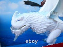 RARE BOXED SNOW WRAITH HOW TO TRAIN YOUR DRAGON Dreamworks Action Figure Toy
