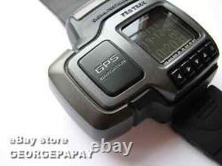 RARE NEW in BOX Vintage 1999 NOS CASIO PRT-1GP wrist navigation GPS Watch