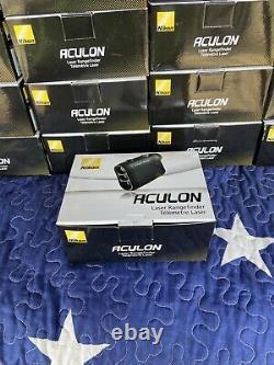 RARE NIKON Aculon AL11 Laser Rangefinder Dark Green 8397 New IN BOX! LIMITED